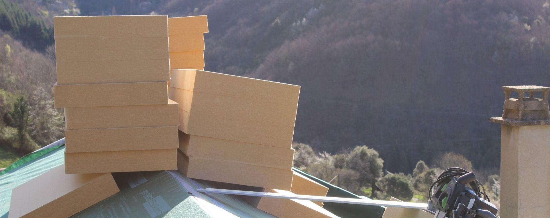 Isolation des toitures rampants et combles for Isolation toiture exterieur
