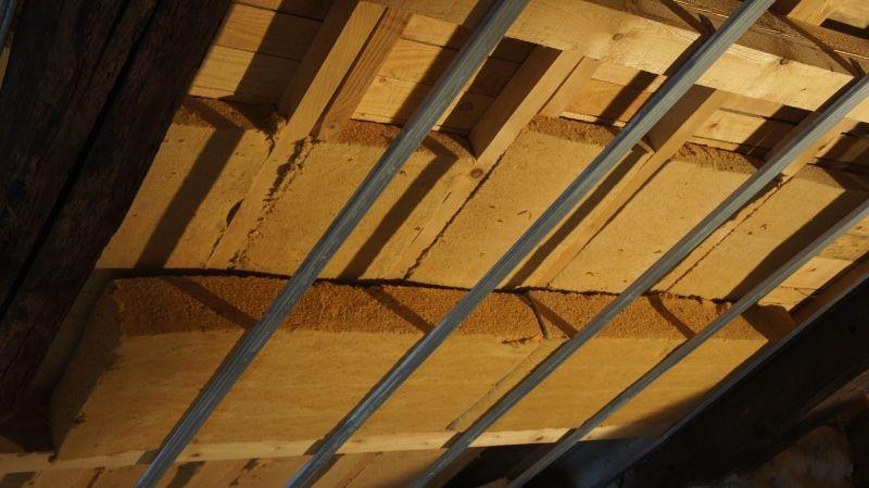 isolation des toitures rampants et combles. Black Bedroom Furniture Sets. Home Design Ideas