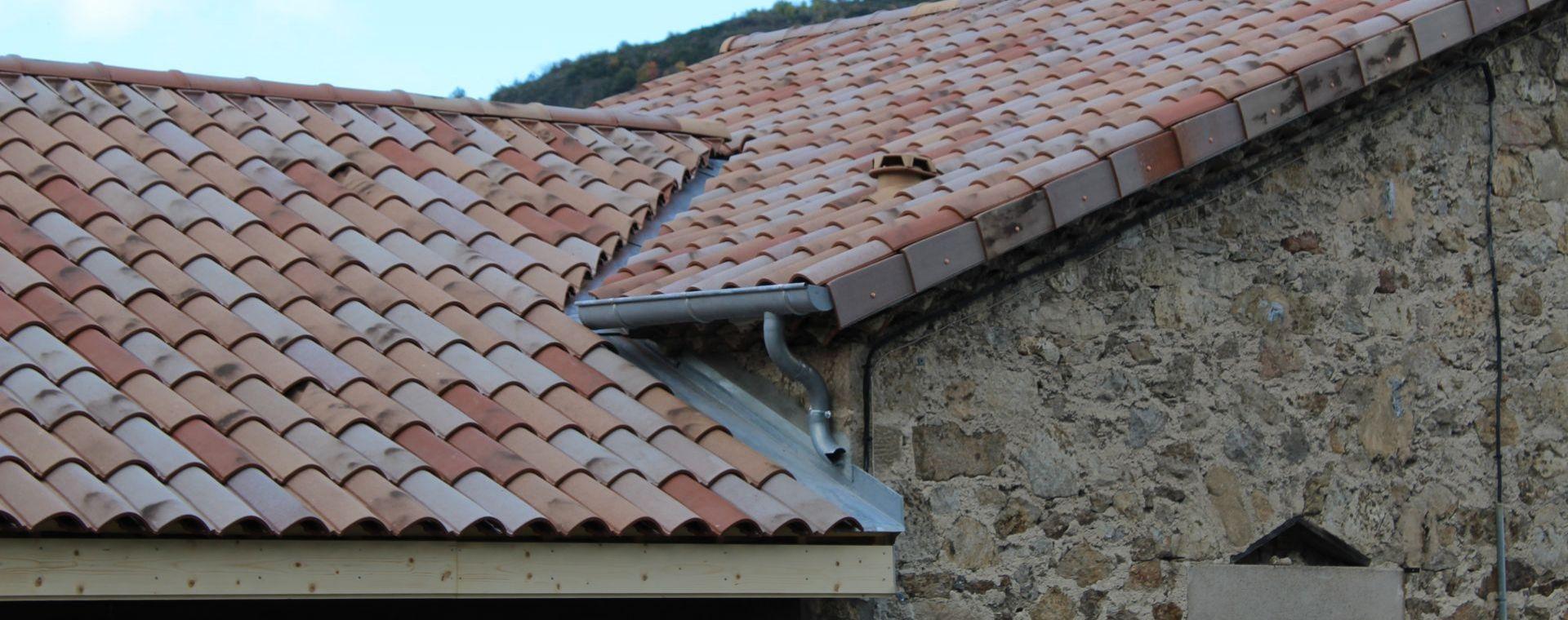 Zinguerie for Prix pour rehausser une toiture